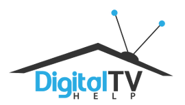 Digital TV Help Logo
