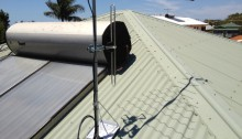 Tin Roof Mount