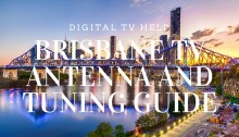 Brisbane TV Antenna and Tuning Guide