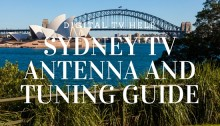 Sydney TV Antenna and Tuning Guide