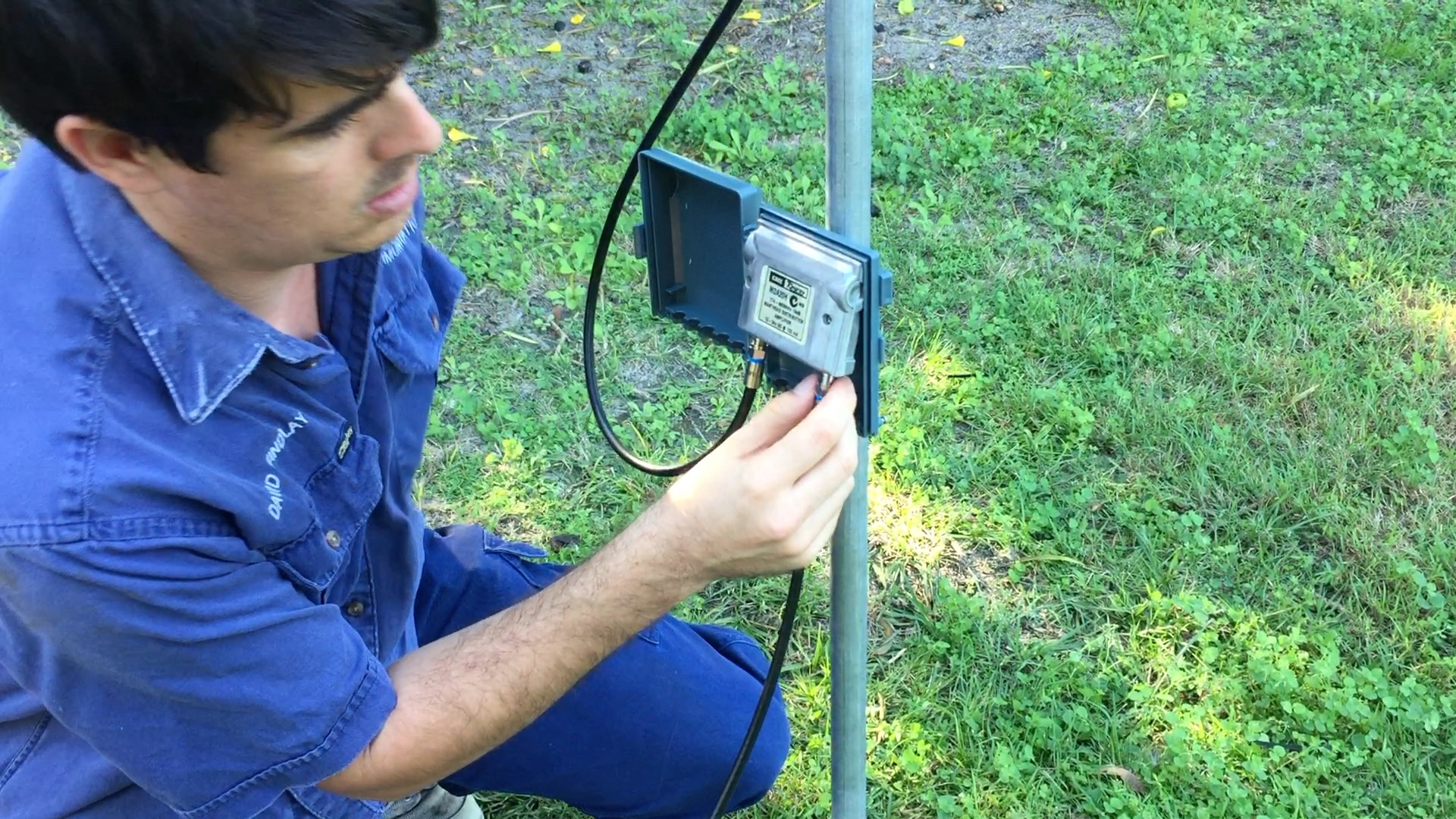 How To Install A Signal Amplifier For Digital Tv